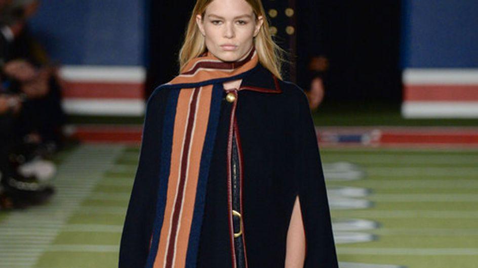 Tommy Hilfiger: New York Fashion Week Otoño-Invierno 2015/16