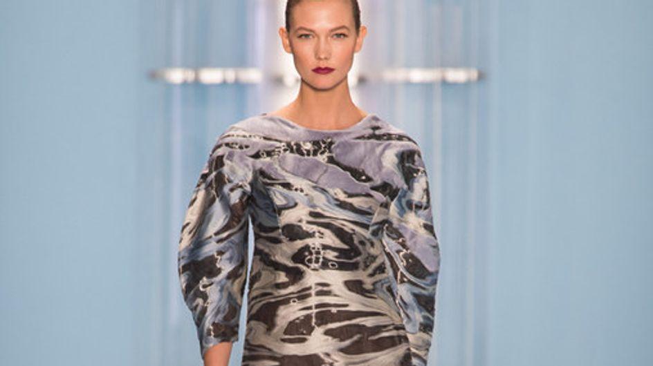 Carolina Herrera: New York Fashion Week Ooño-Invierno 2015/16