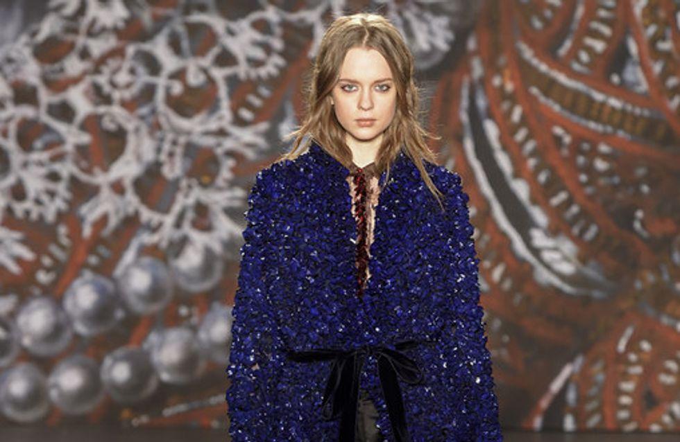Jenny Packham: New York Fashion Week Otoño-Invierno 2015/16
