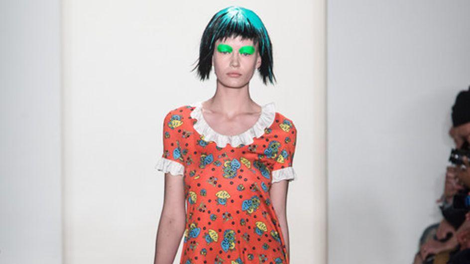 Jeremy Scott: New York Fashion Week Otoño-Invierno 2015/16