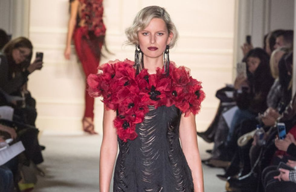 Marchesa: New York Fashion Week Otoño-Invierno 2015/16