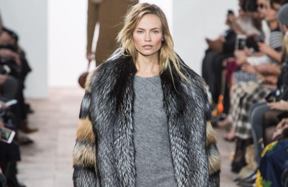 Michael Kors: New York Fashion Week Otoño-Invierno 2015/16