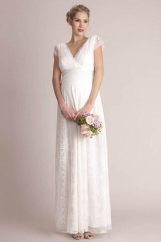 Vestiti Da Sposa X Donne Incinte.Sei Incinta E Stai Per Sposarti Ecco Gli Abiti Da Sposa Ideali