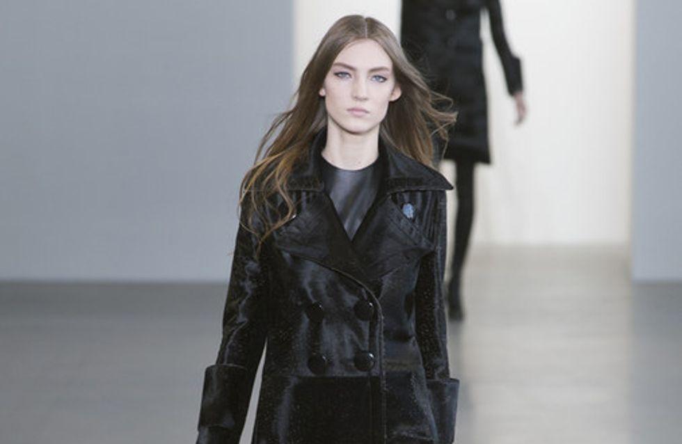 Calvin Klein: New York Fashion Week Otoño-Invierno 2015/16