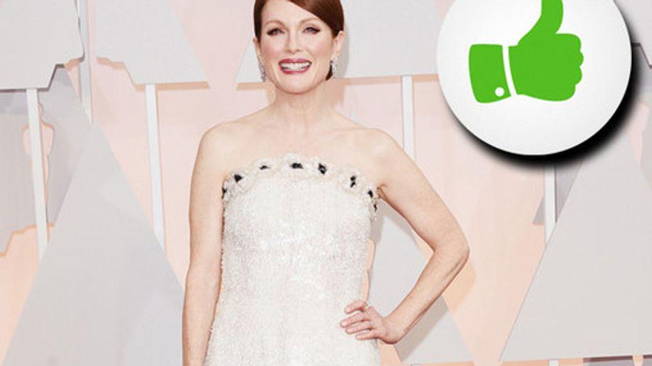 Oscars 2016 Kleider: Die schönsten und schlimmsten Looks vom Roten Teppich
