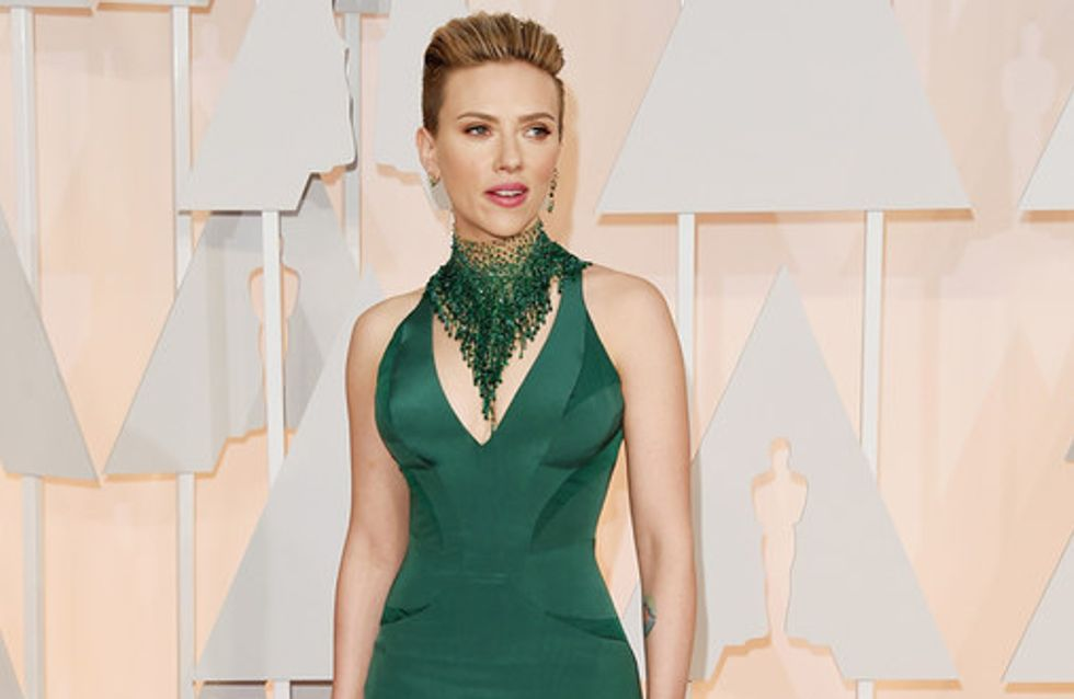 Las peor vestidas de los Oscar 2015