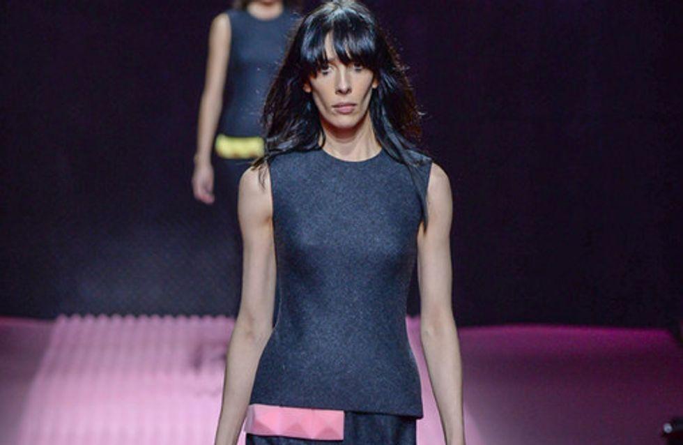 Mary Katrantzou: London Fashion Week otoño-invierno 2015/16