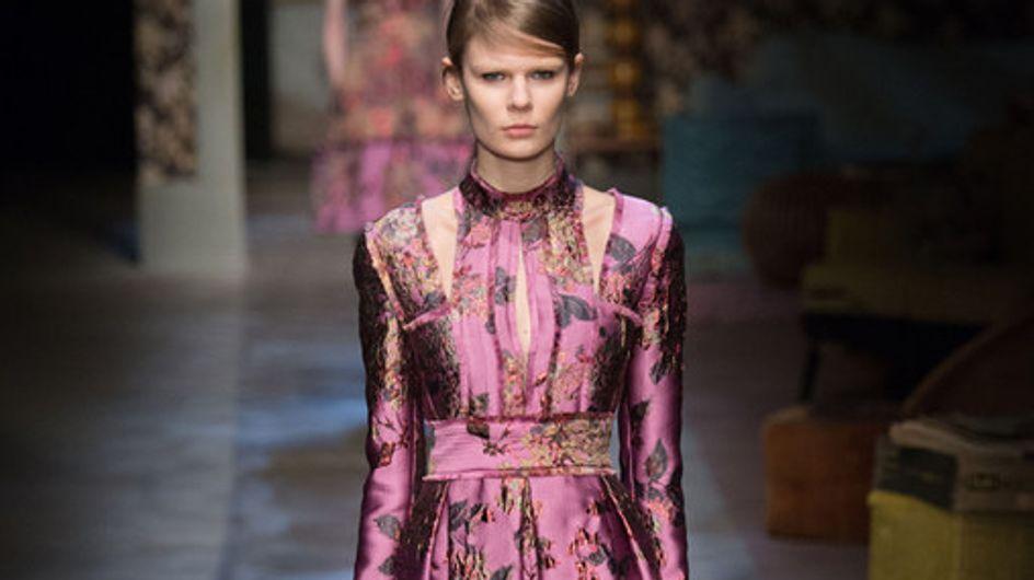 Erdem: London Fashion Week Otoño-Invierno 2015/16