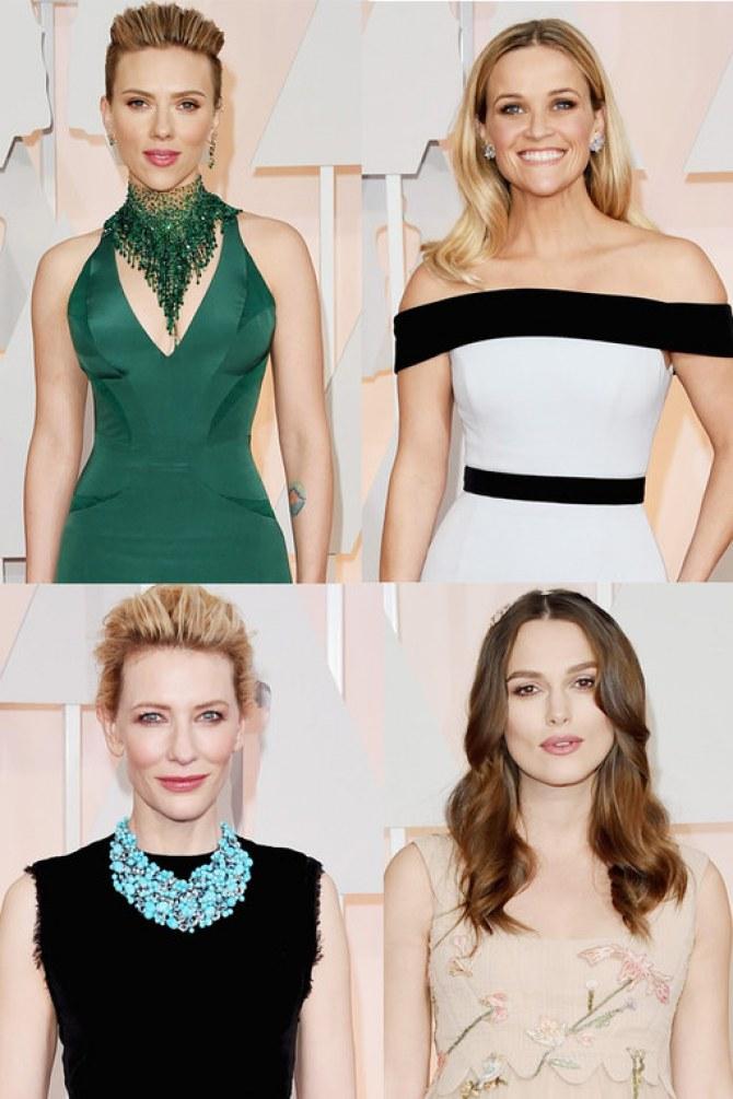 Tous les looks des Oscars 2015