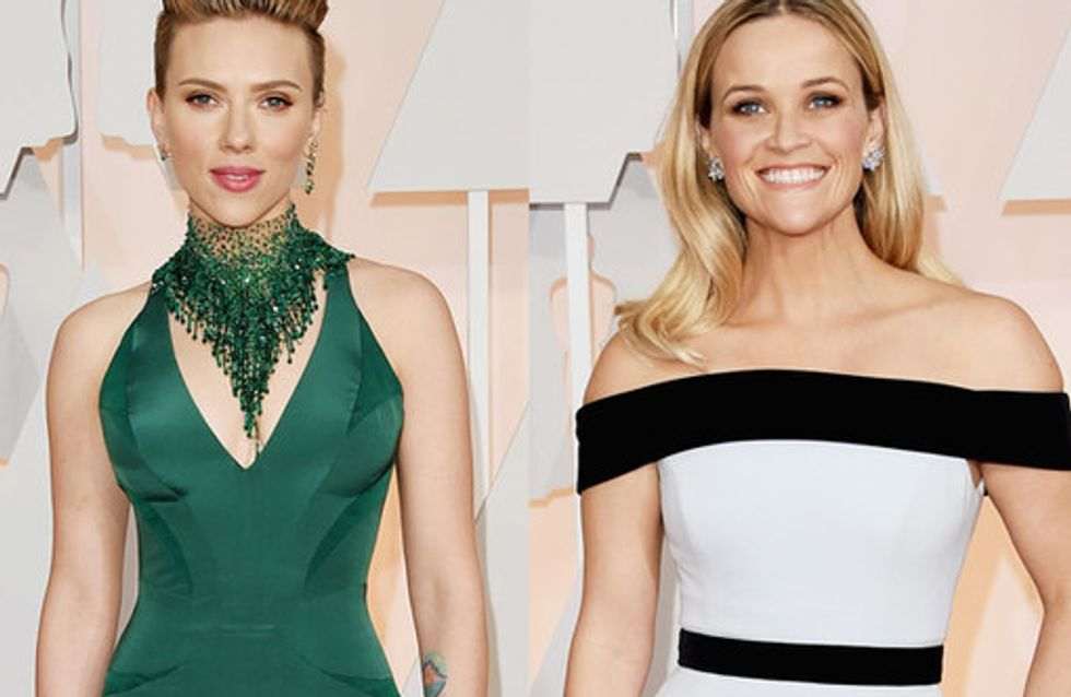 Les meilleurs et les pires looks des Oscars 2015