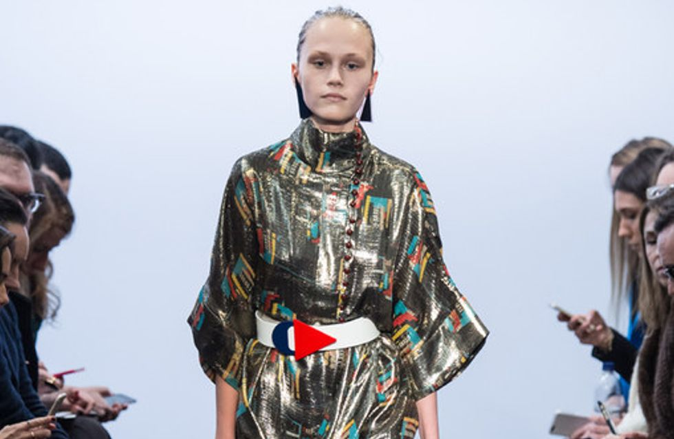 J.W.Anderson: London Fashion Week otoño-invierno 2015/16