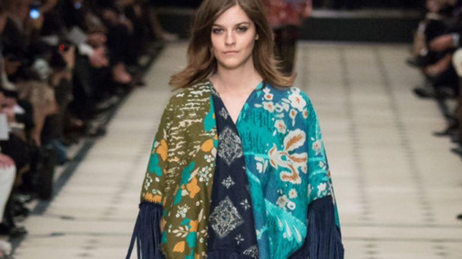 Burberry Prorsum: London Fashion Week Otoño-Invierno 2015/16