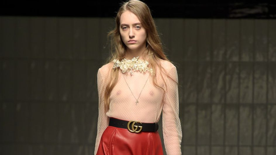 Gucci Milano Fashion Week autunno/inverno 2015-2016