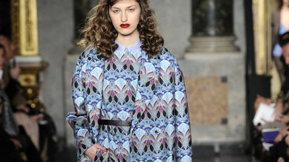 Blugirl: Milan Fashion Week Otoño-Invierno 2015/16