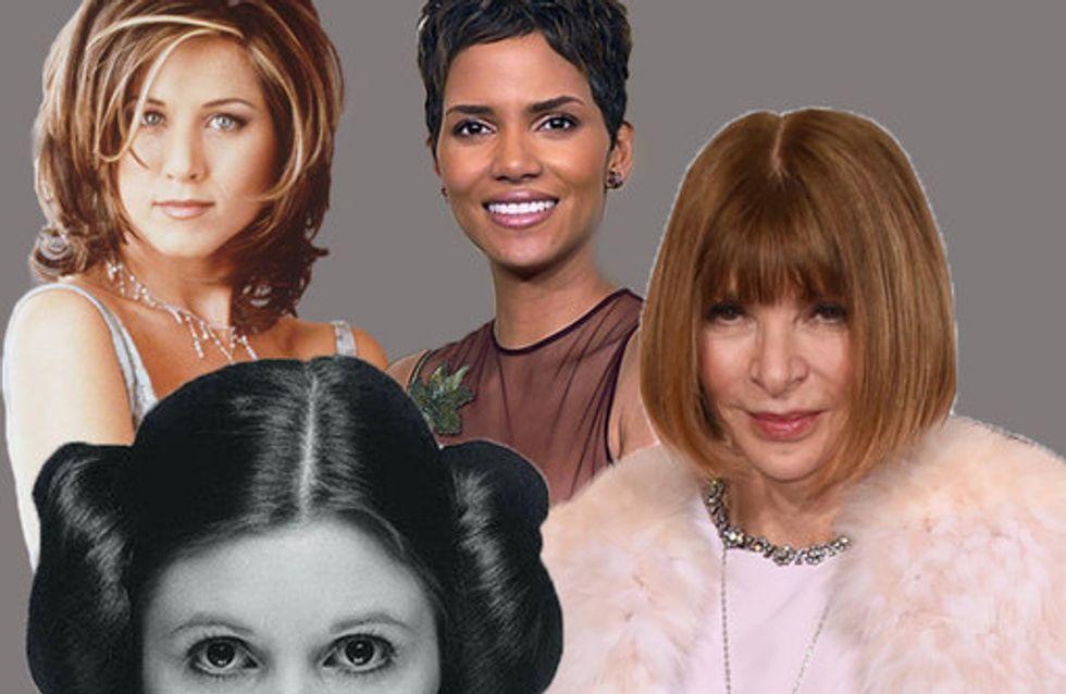 Haar Ikonen Das Sind Die 30 Berühmtesten Frisuren In Der