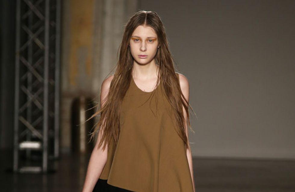 Uma Wang Milano Fashion Week autunno/inverno 2015-2016