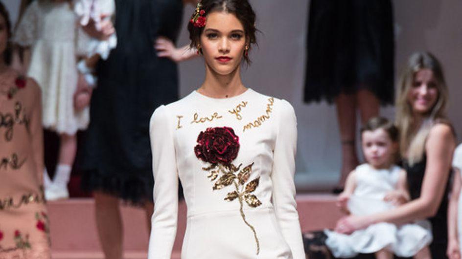 Dolce&Gabbana: Milan Fashion Week Otoño-Invierno 2015/16
