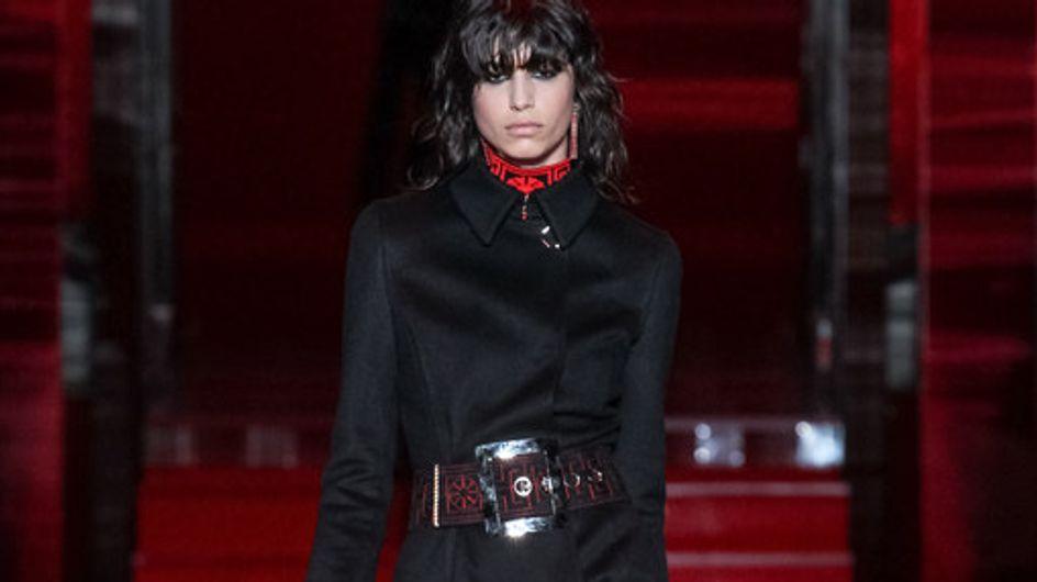 Versace: Milan Fashion Week Otoño-Invierno 2015/16