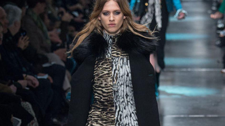 Roberto Cavalli: Milan Fashion Week Otoño-Invierno 2015/16