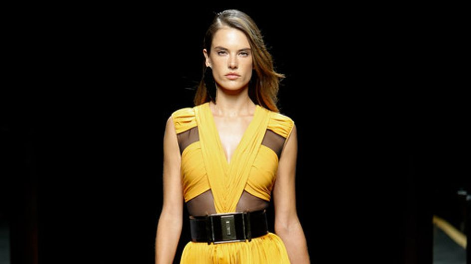Balmain: Paris Fashion Week Otoño-Invierno 2015/16