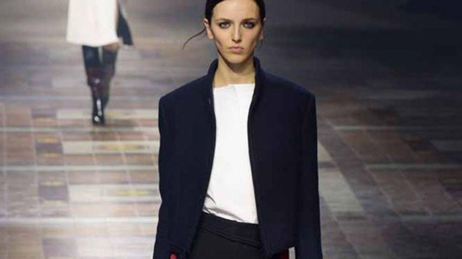 Lanvin: Paris Fashion Week Otoño-Invierno 2015/16