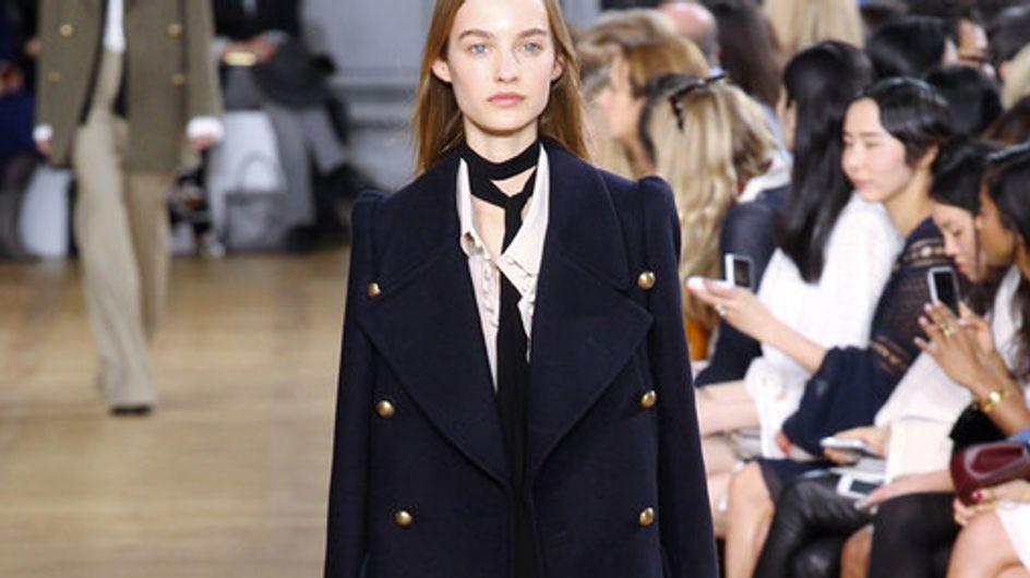 Chloé: Paris Fashion Week Otoño-Invierno 2015/16