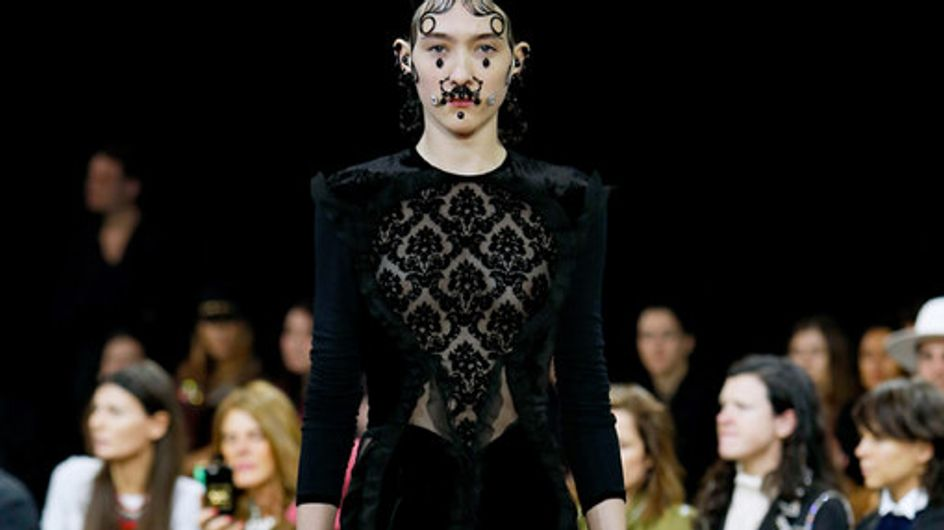Givenchy: Milan Fashion Week Otoño-Invierno 2015/16