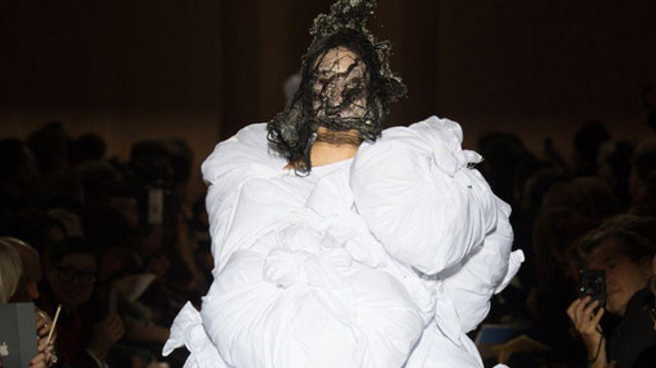 Comme des GarÇons: Paris Fashion Week Otoño-Invierno 2015/16