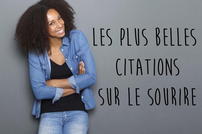 Citations Sourire Album Photo Aufeminin