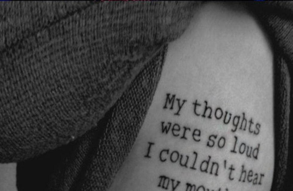 Tatuagens De Frases Mais Do Que Especiais Veja Mais No