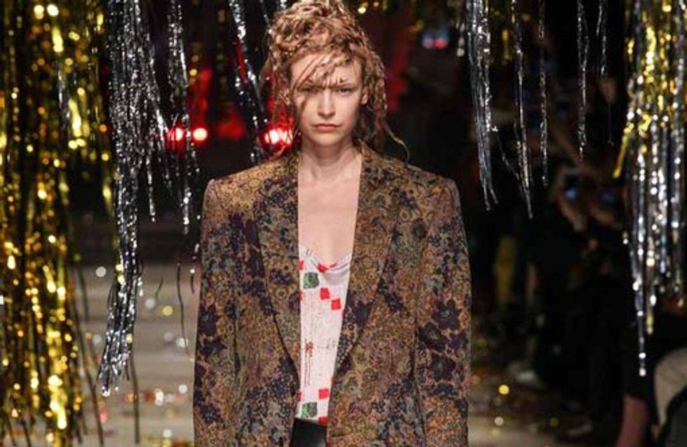 Vivienne Westwood: Paris Fashion Week Otoño-Invierno 2015/16