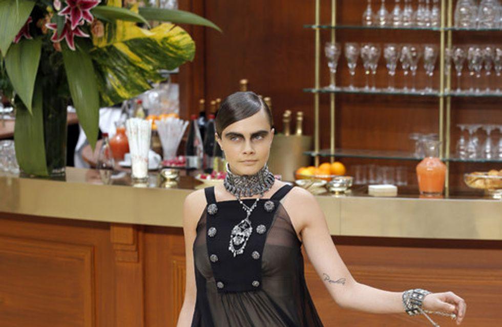 Chanel: Paris Fashion Week Otoño-Invierno 2015/16