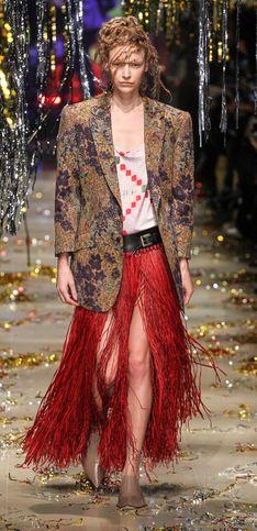 Vivienne Westwood – Défilé prêt-à-porter AH Paris 2015-2016