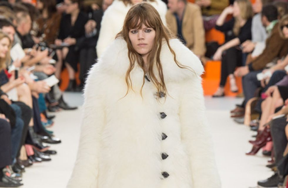 Louis Vuitton: Paris Fashion Week Otoño-Invierno 2015/16