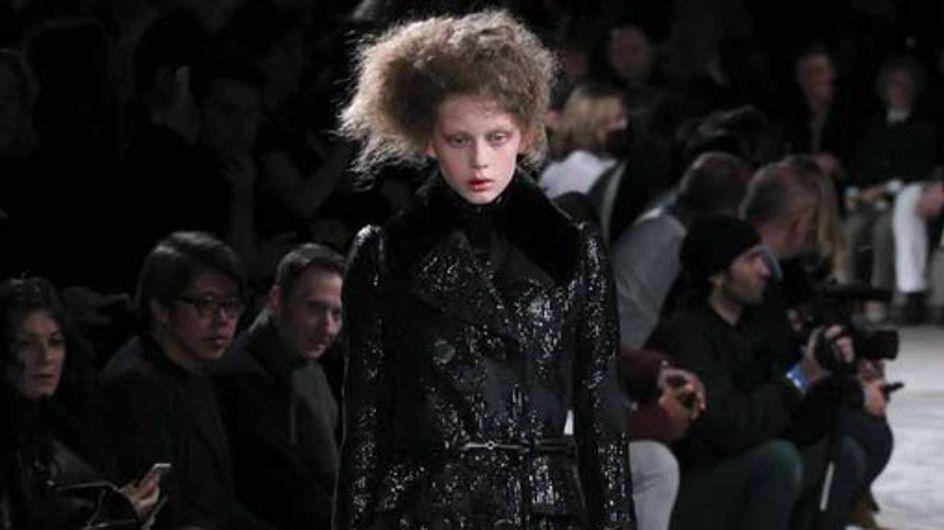 Alexander McQueen: Paris Fashion Week Otoño-Invierno 2015/16