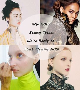 Next Season Makeup Trends We're Ready To Wear
