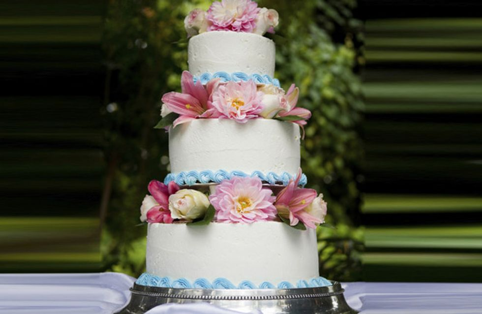 100 Wedding Cakes Completement Waouh Album Photo Aufeminin