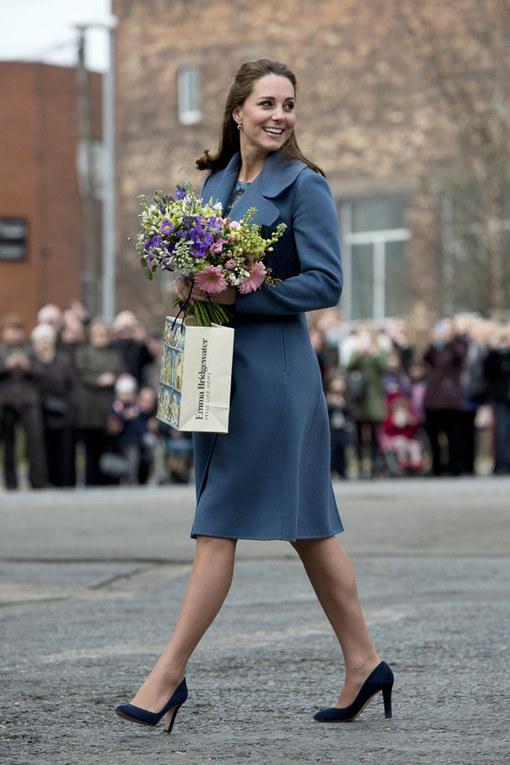 Kate Middleton schwanger: So toll ist ihr Style!