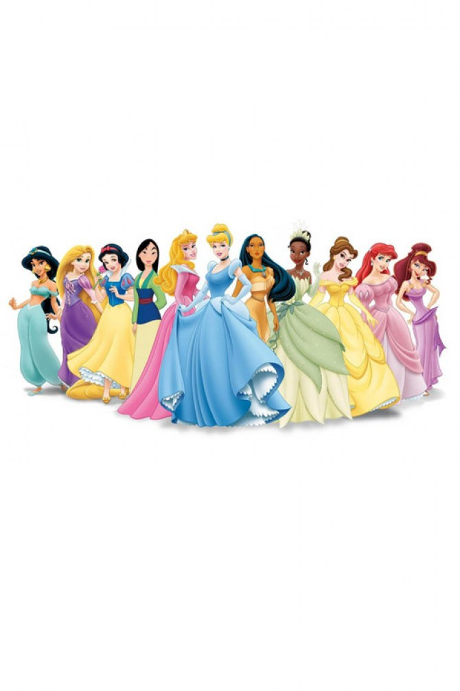 Les princesses Disney que l'on adore