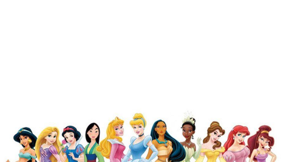 Ces princesses Disney qu'on adore