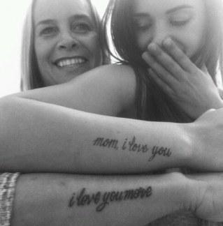 Tochter liebe tattoo mutter 30 schöne