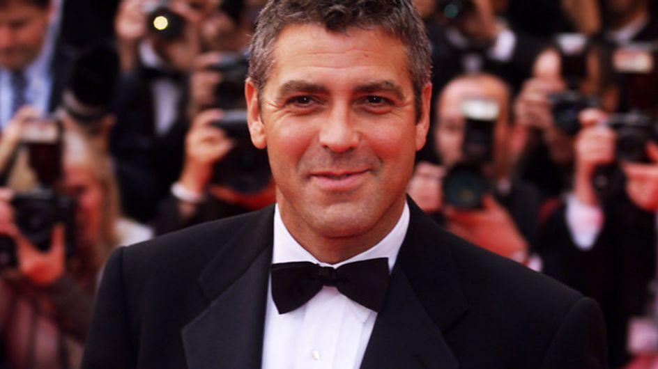 George Clooney, el eterno galán