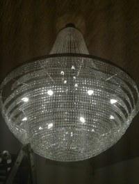 Pulizia Lampadari Di Cristallo.Puliazia Lampadari Di Cristallo A Gocce