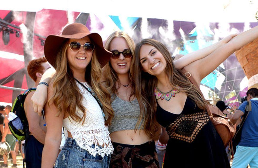 Festival de Coachella 2015: el mejor street style