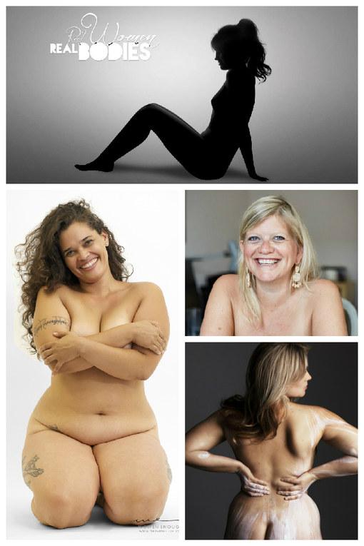 Les campagnes qui mettent la femme normale à l'honneur