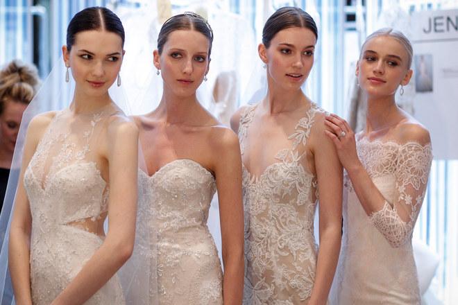 Robes de mariée : les tendances de 2016