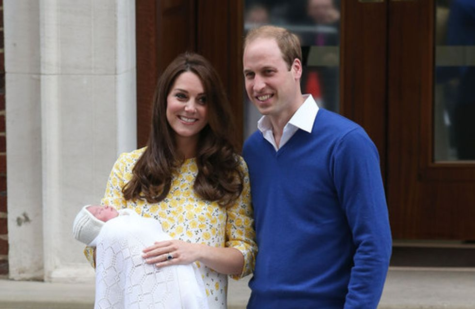 Princess Charlotte: All the picture of Princess Charlotte since her birth