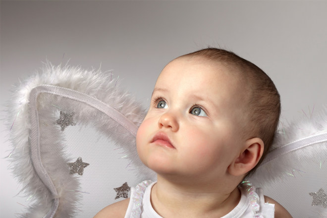 Un prénom biblique pour mon petit ange !