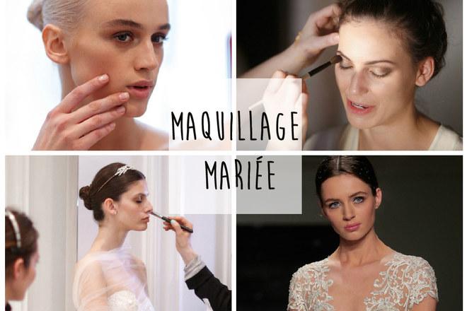 60 idées pour un maquillage de mariée