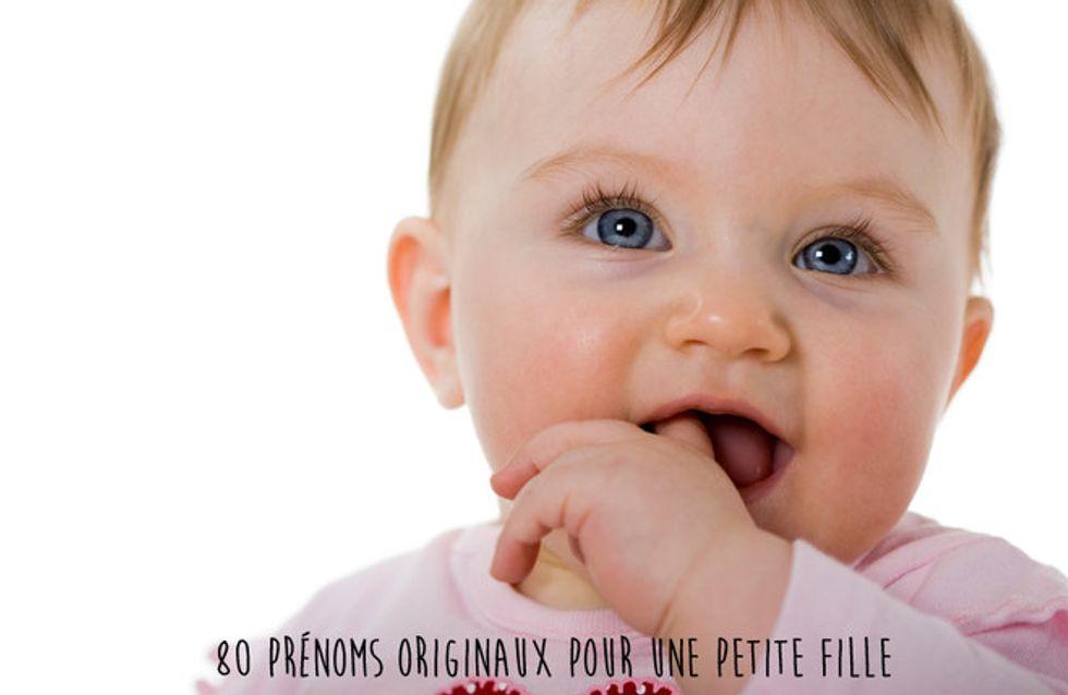 Pour bébé, cap sur un prénom de fille original et pas banal